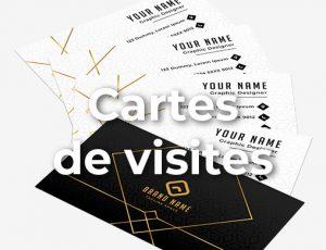 Cartes de visites