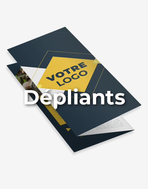 Dépliants