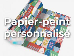 papier-peint personnalisé